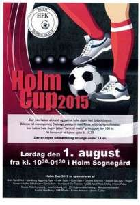 Holm Cup 2015